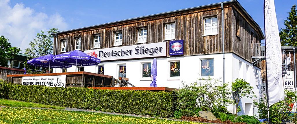 Berghotel Deutscher Flieger Wasserkuppe
